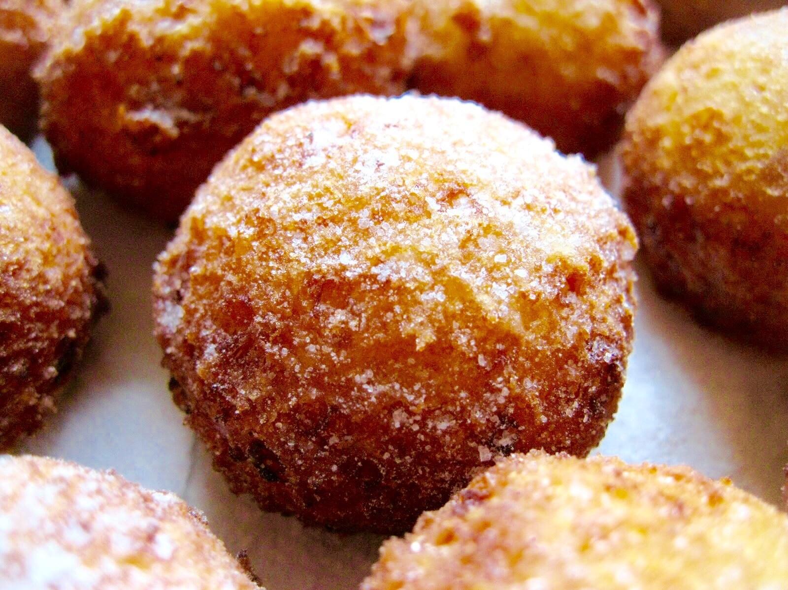 Рецепт творожных пончиков 24