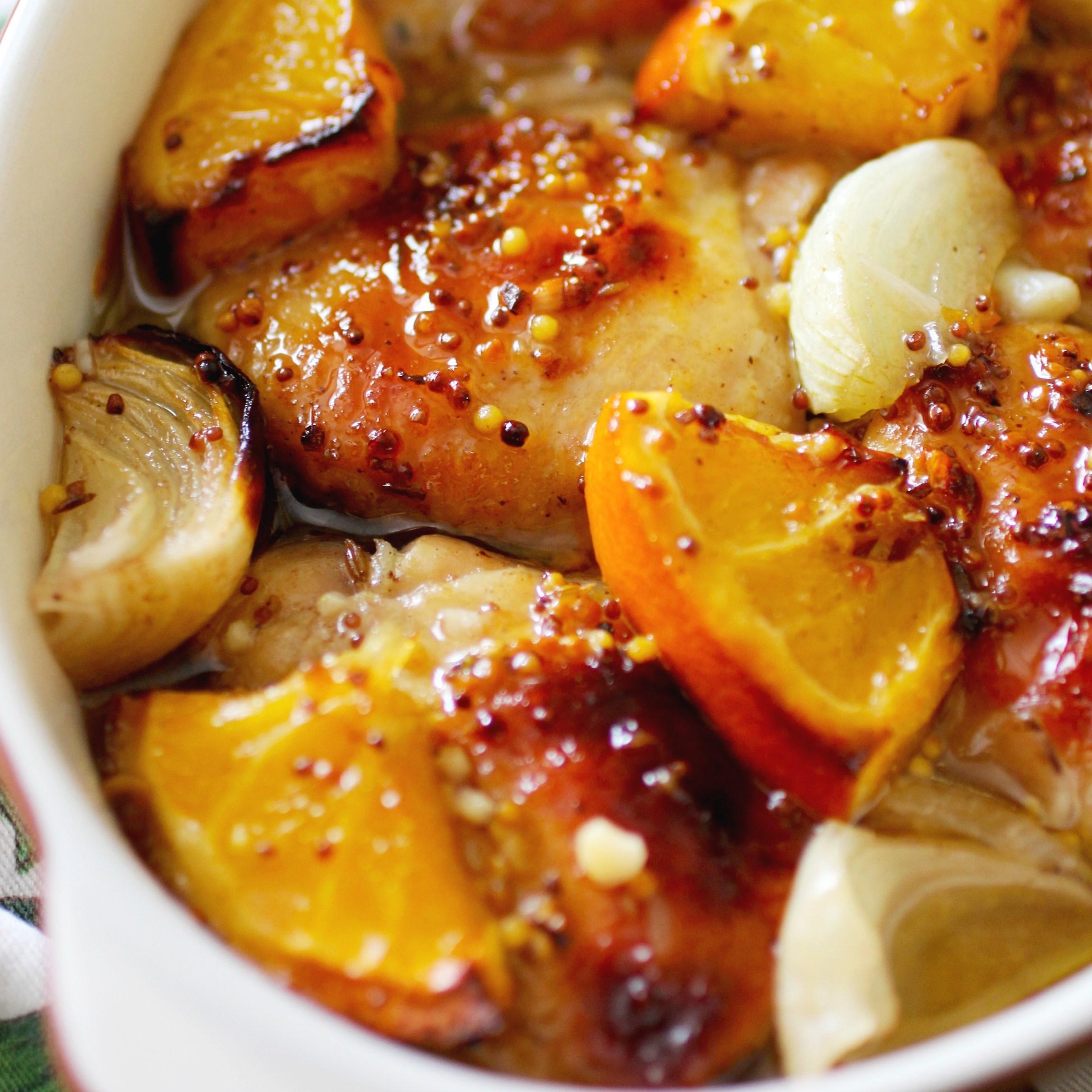 курица маринованная с лимоном в духовке рецепт с фото