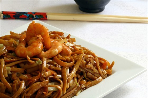 Крахмальная лапша по китайски рецепт с фото