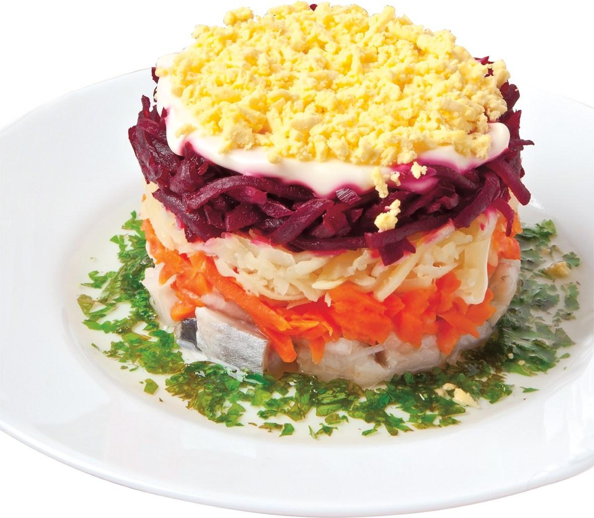 Image result for салат сельдь под шубой