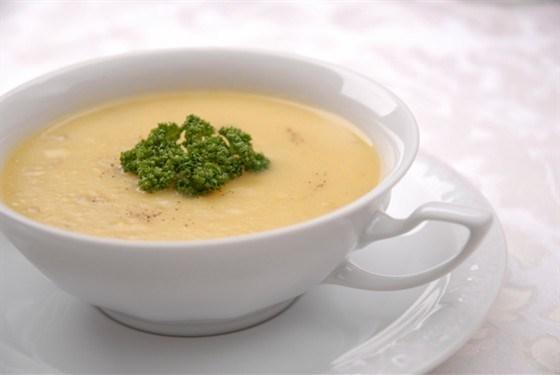 лучший рецепт сырный крем суп