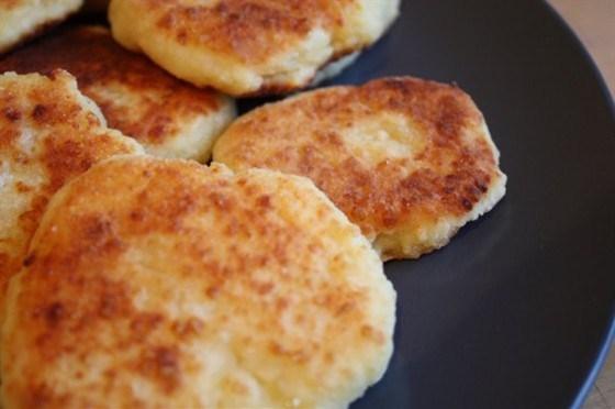 найти рецепты сырников