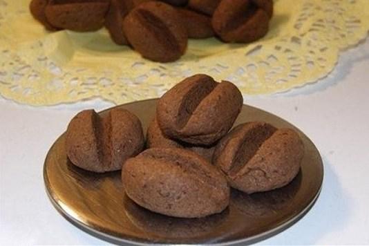 Видео кофейное печенье рецепт 8