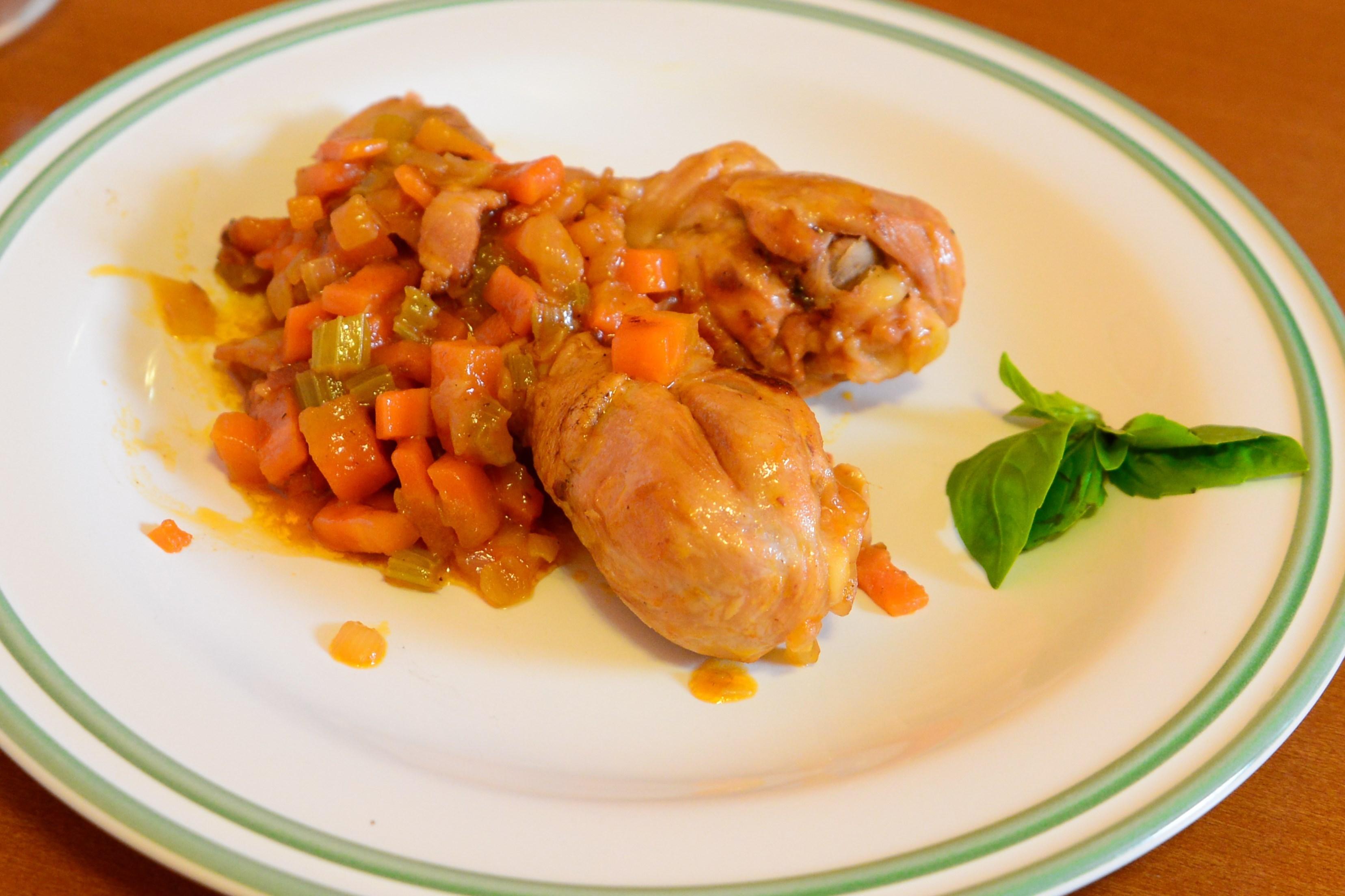 Блюда с курицы с пошаговыми фото