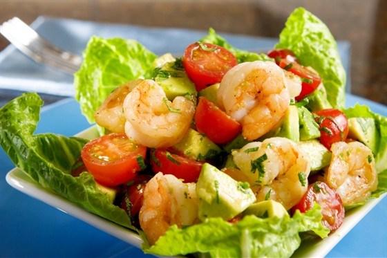 салат с крквет рецепт