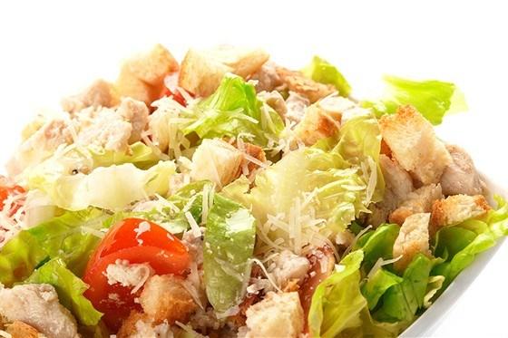 какой вкусныц салат цезарь рецепт