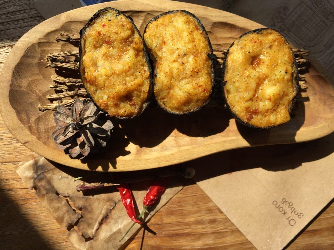 Картошка барбекю рецепт