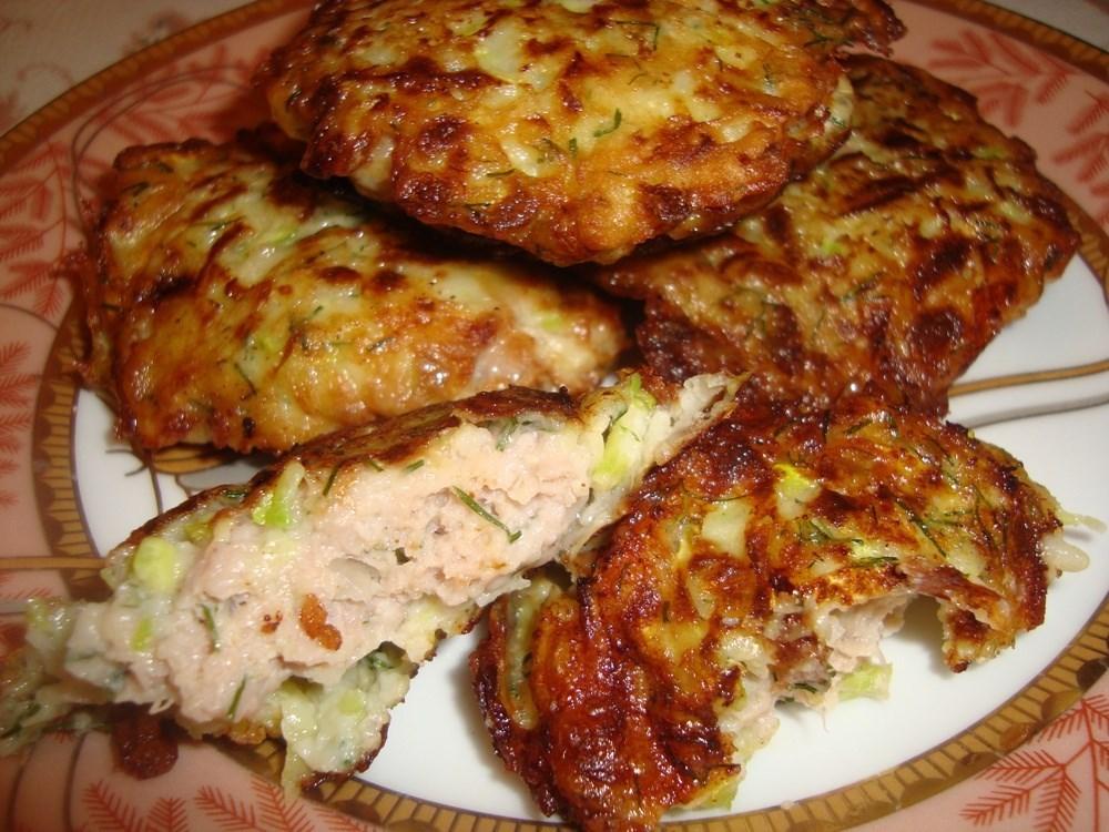 Рецепты из кабачков и курицы 198