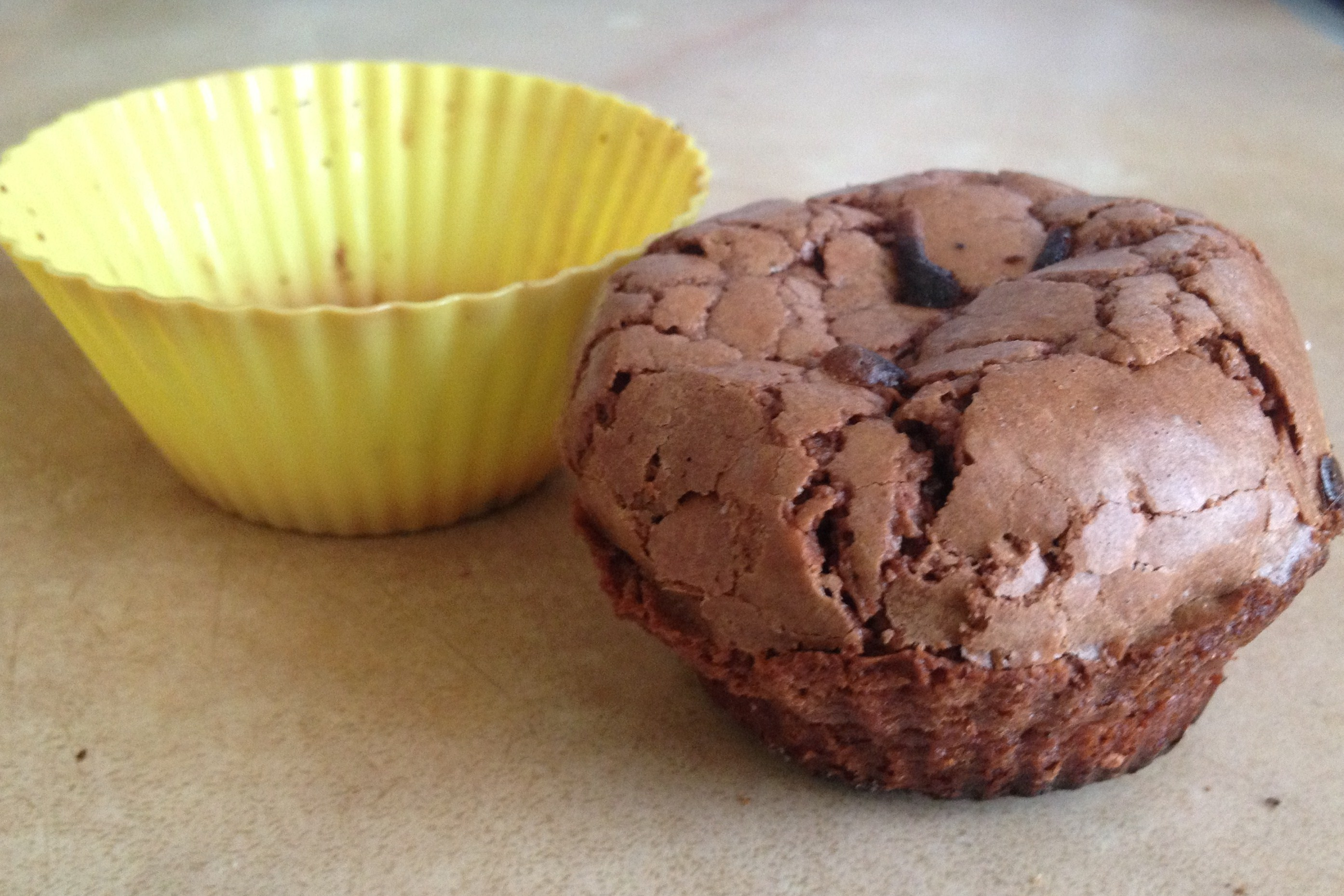 Пошаговый рецепт шоколадного кекса