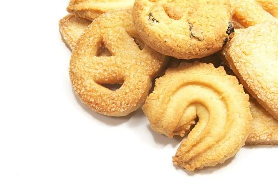 песочное печенье выпечка