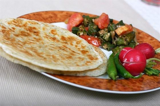 Блюда индийской кухни рецепт лепешки
