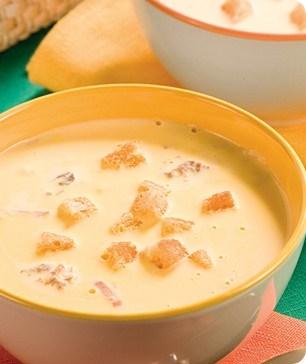 кремсырный суп рецепт