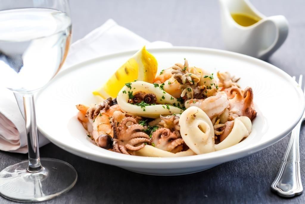Приготовить морепродукты в домашних условиях