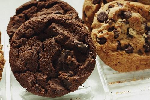 Печенье с шоколадными кусочками рецепт