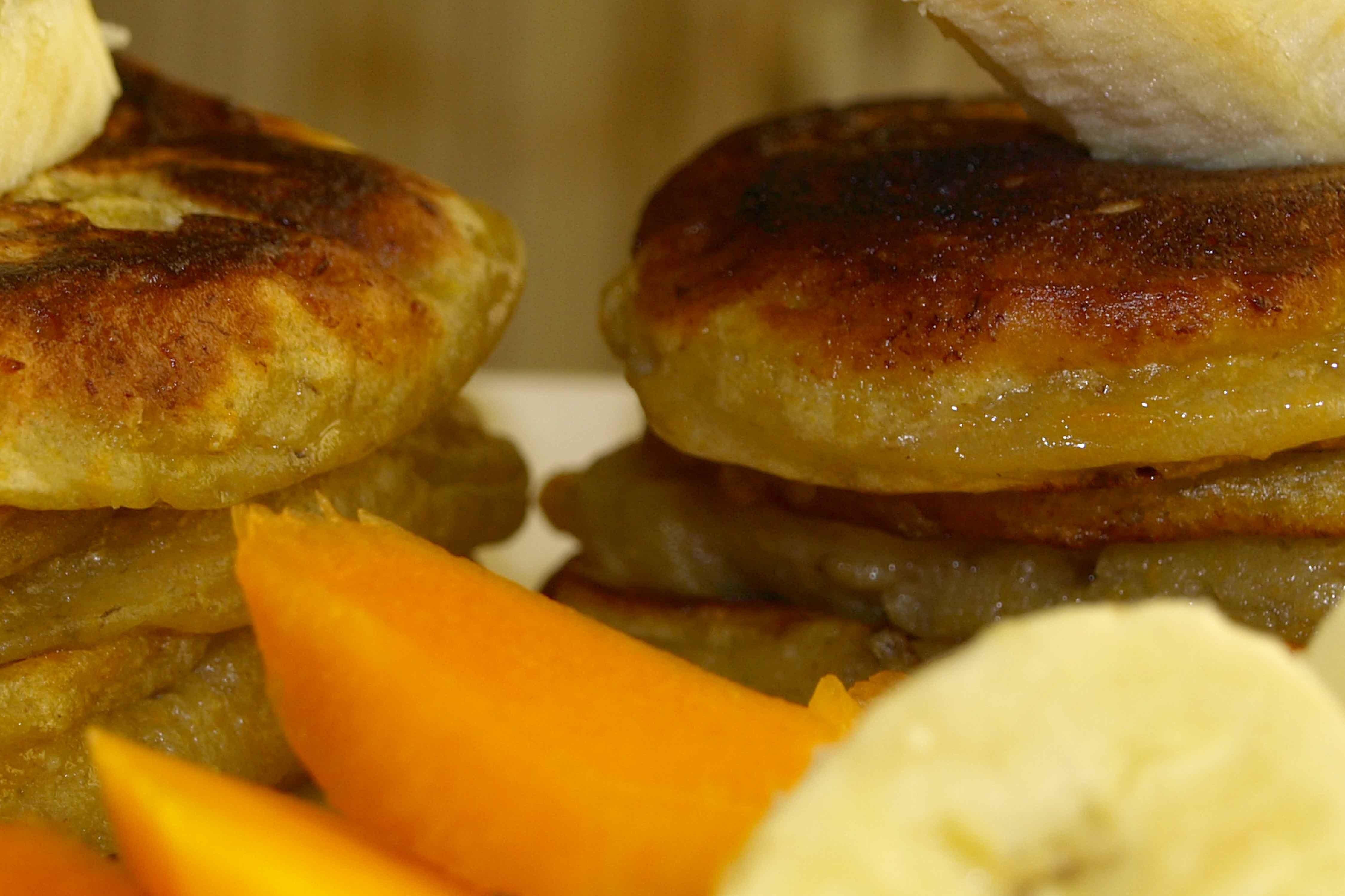 Оладушки из тыквы рецепт пошагово