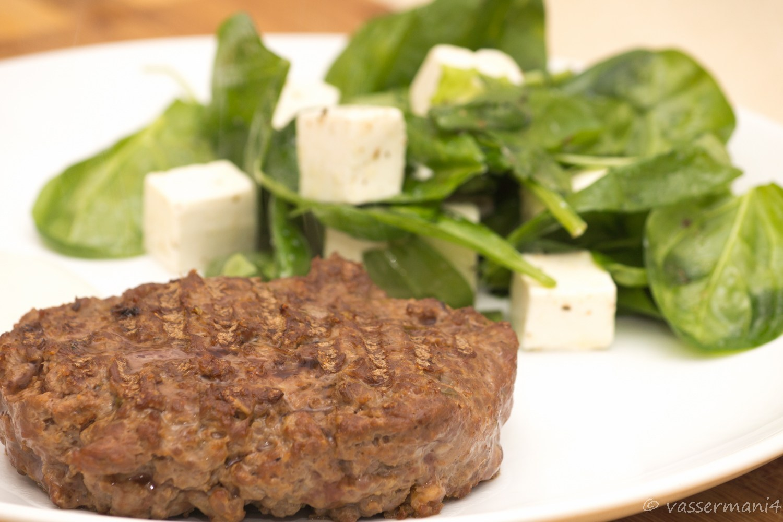 Бифштекс рубленный рецепт пошагово в