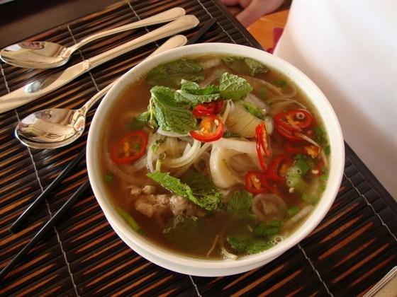 вьетнамский суп рецепт