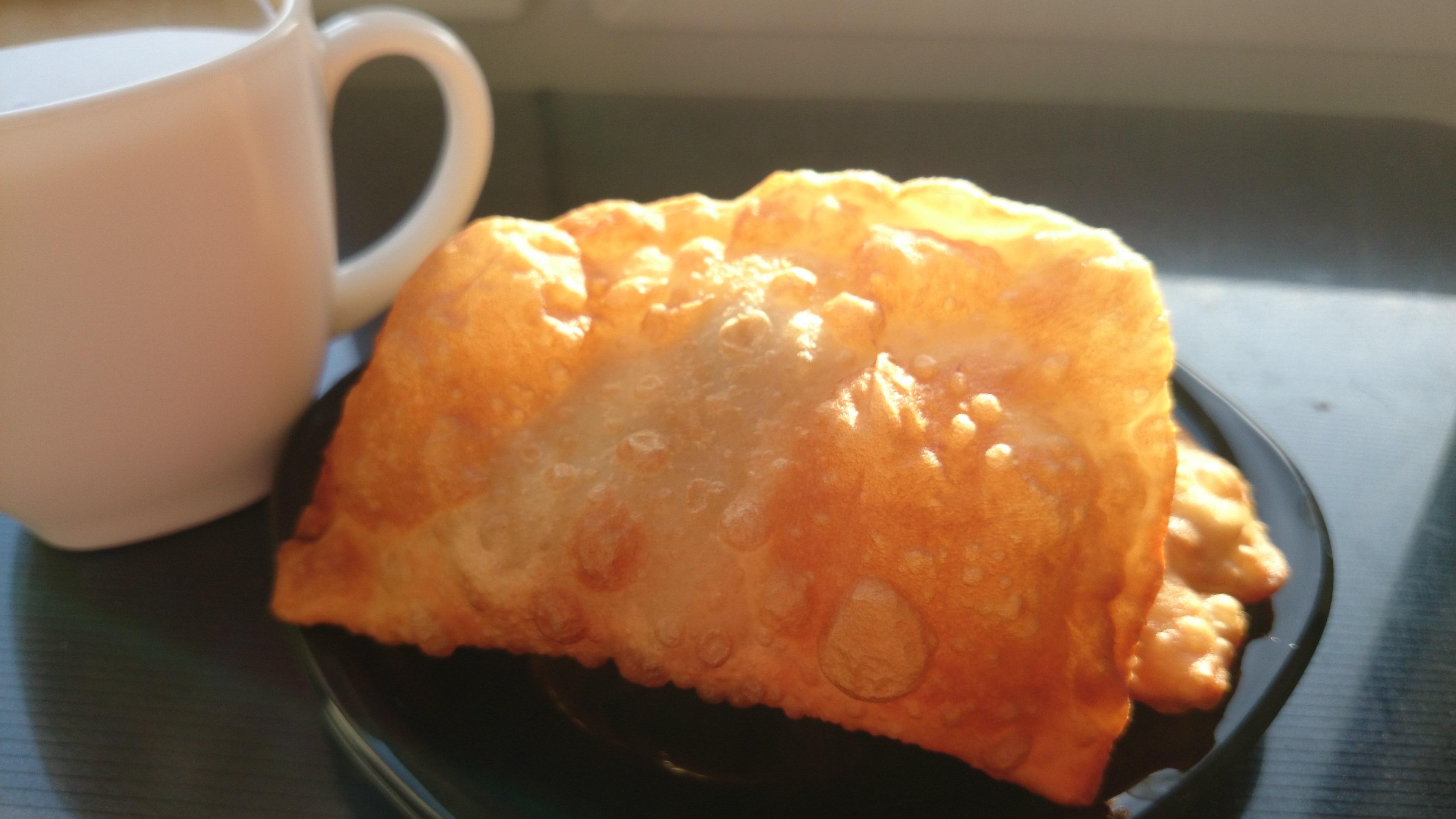 Заварное тесто с водкой для чебуреков рецепт пошагово