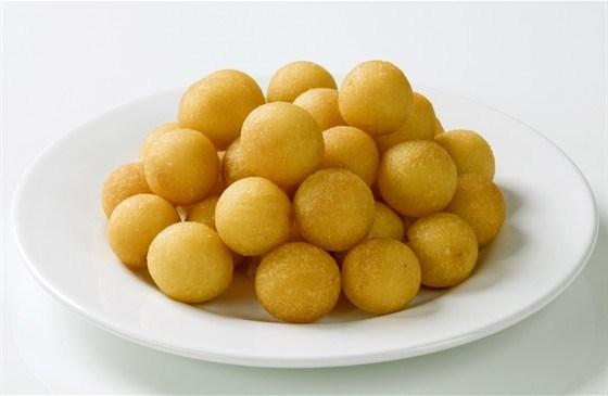 Блюда из картофельного пюре