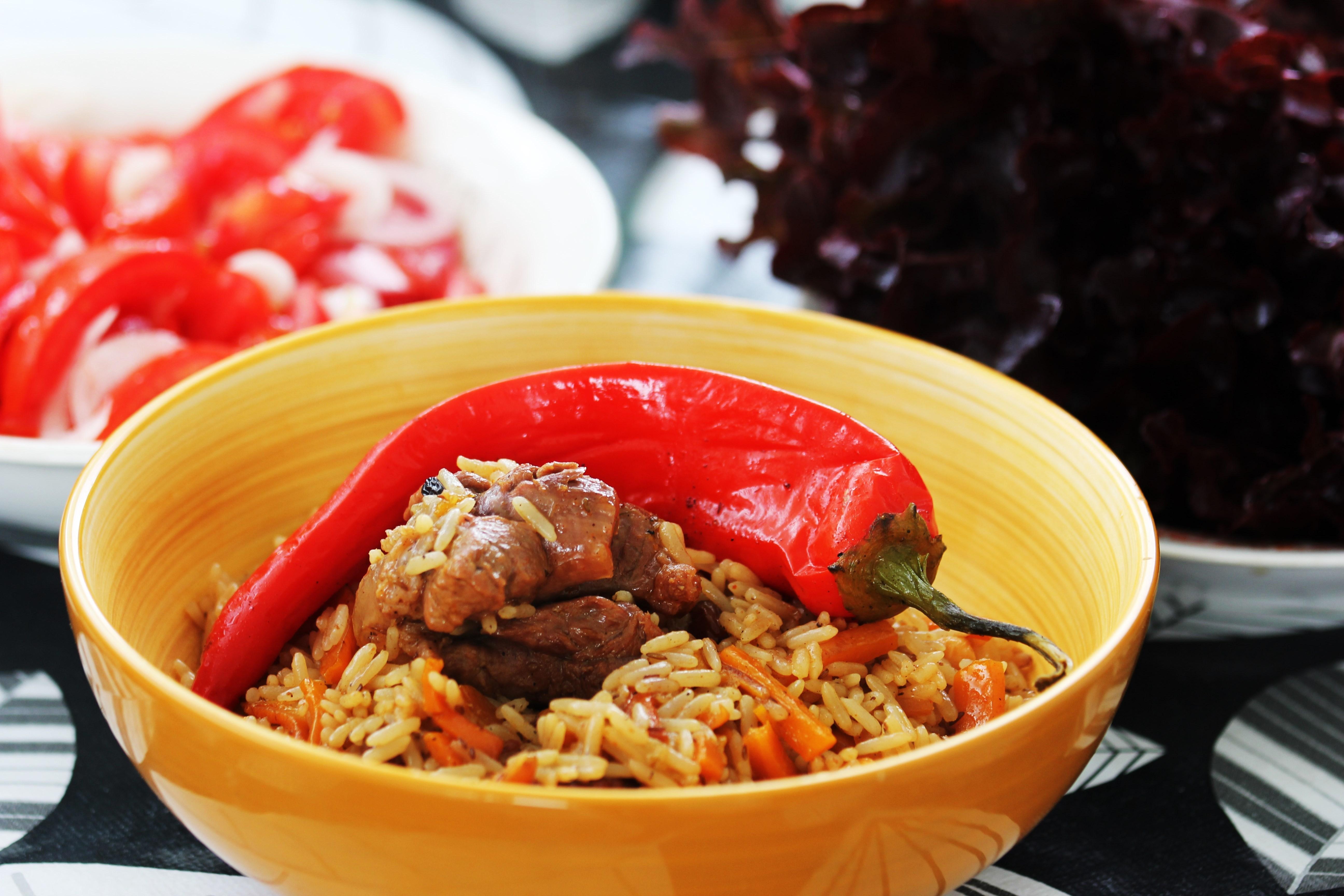 плов по узбекски рецепт приготовления с бараниной