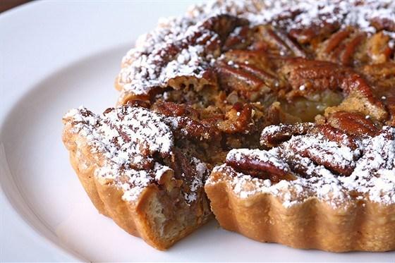 Пирог ореха-пекана