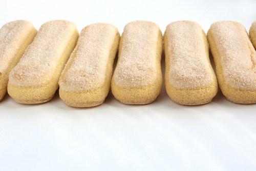 Рецепт печенья дамские пальчики для тирамису