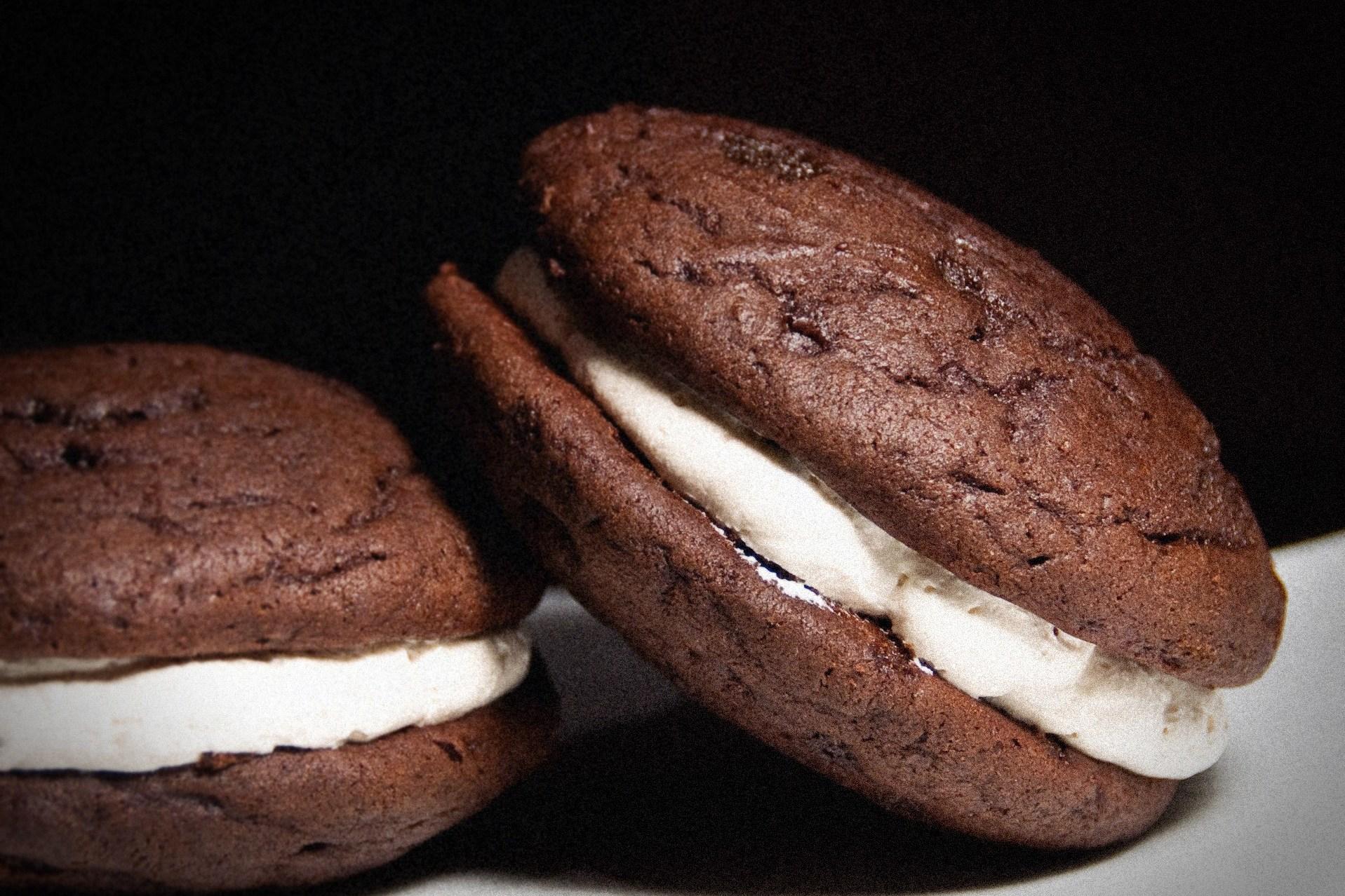 печенье с прослойкой рецепт