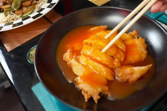 Китайский соус для мяса