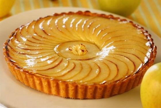 яблочный торт рецепт с фото