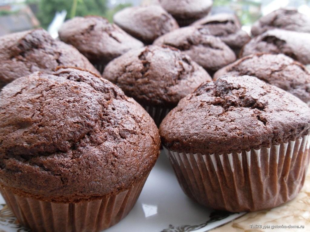 Кексики из овсяной муки рецепт шоколадные