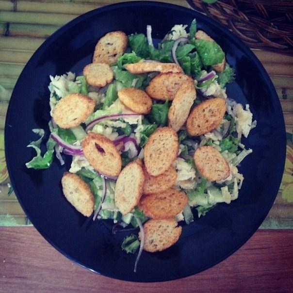 Рагу из курицы с овощами и аджикой