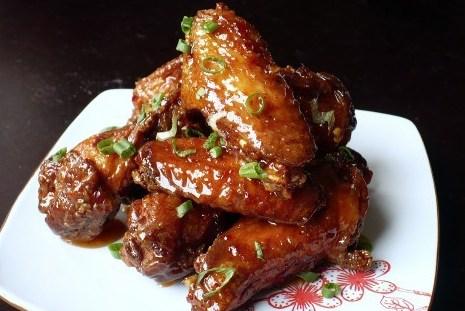 рецепт курицы в медово соевом соусе на сковороде