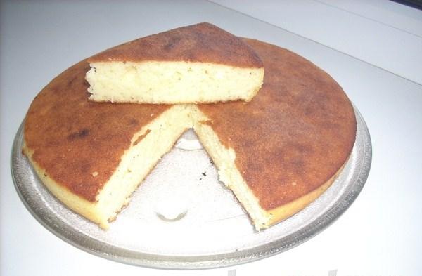 пирог шоколадный со сметаной