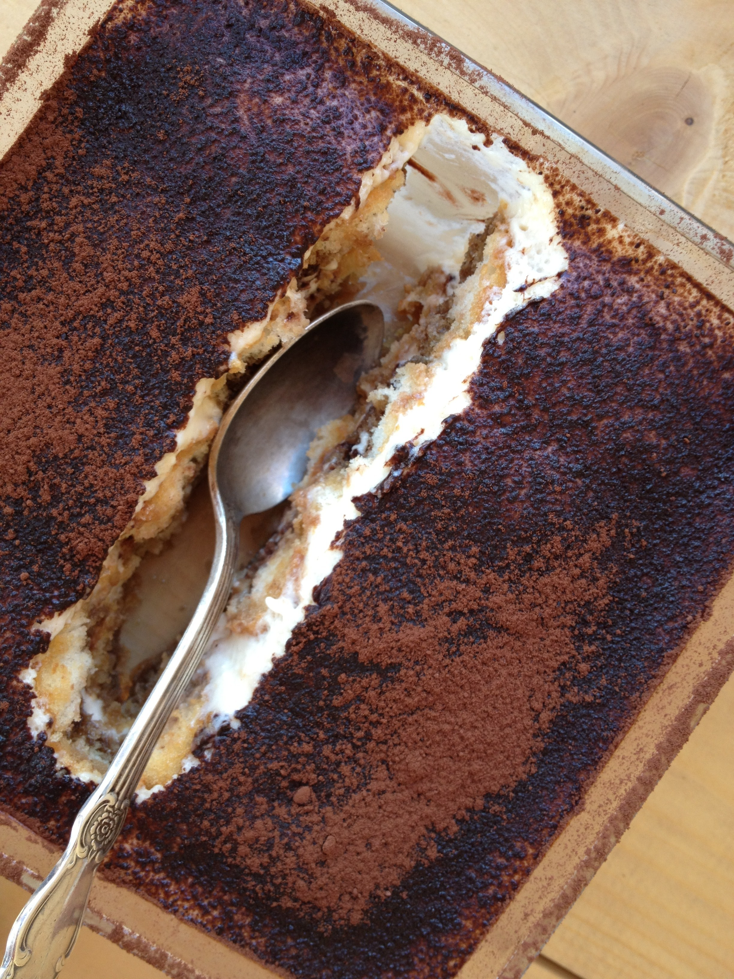 Рецепт торта тирамису с печеньем савоярди рецепт