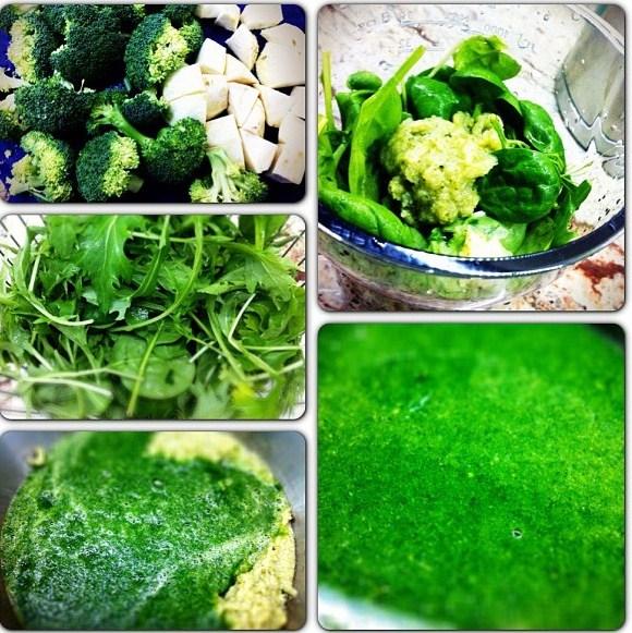 суп с брокколи и сельдереем рецепты
