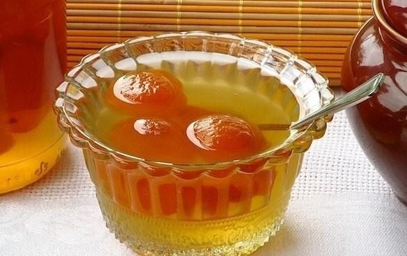 варенье из абрикосов с ядрышкам рецепт