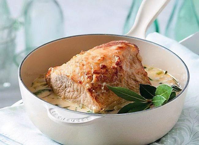 Рекомендуем подавать это блюдо с рисом или пастой.