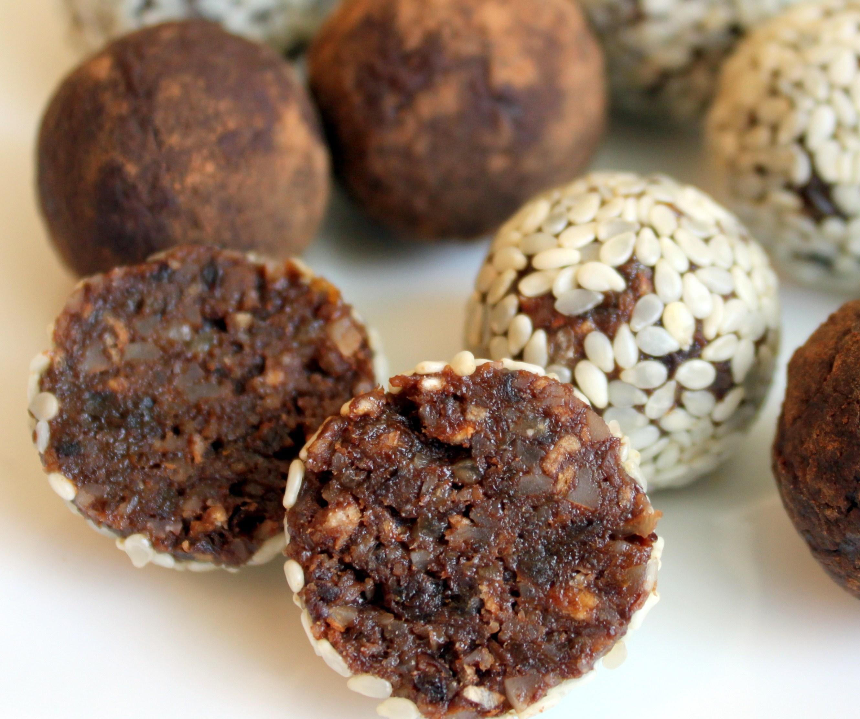 Конфеты с черносливом и грецким орехом своими руками