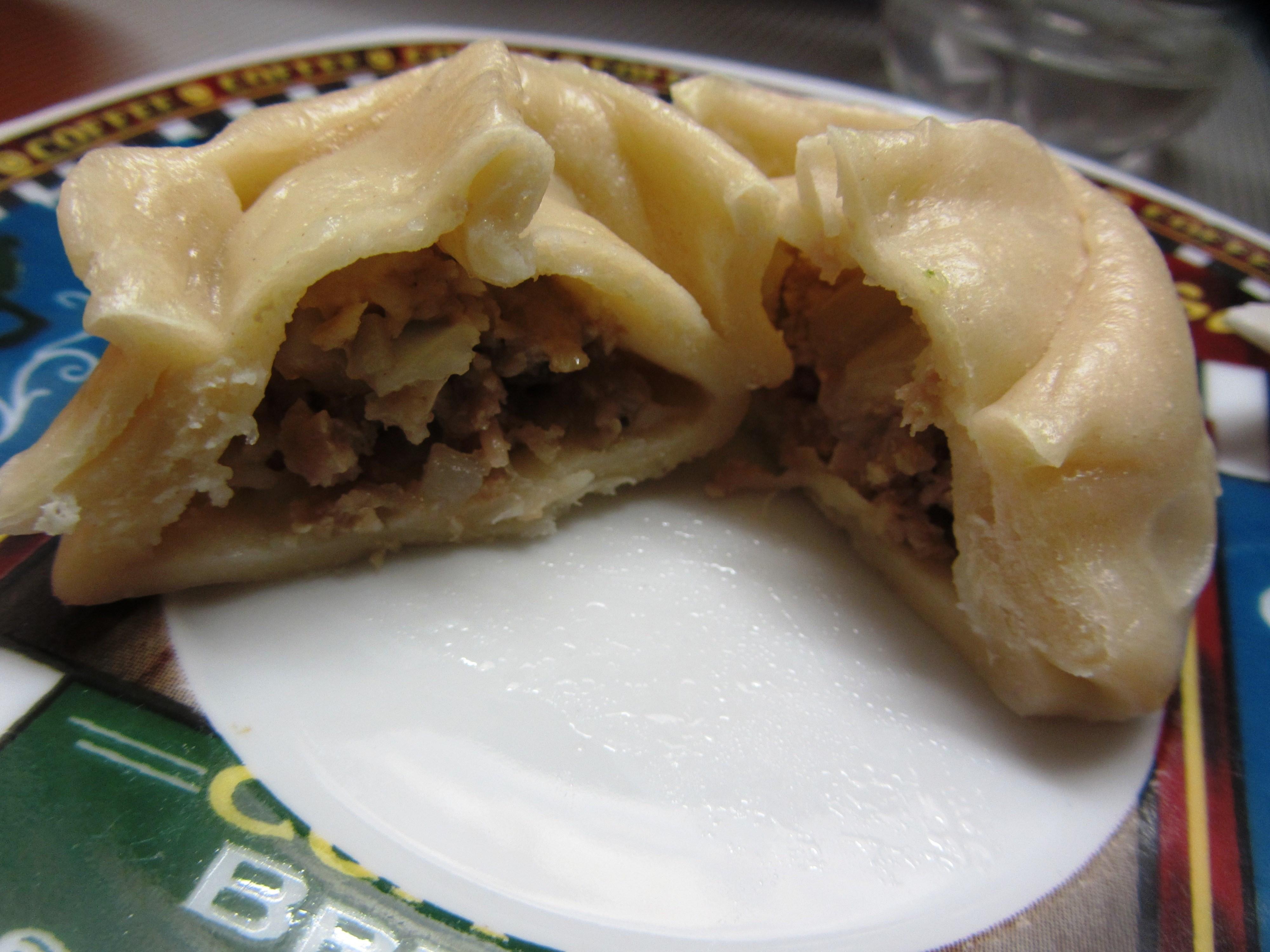 Рецепт манты с мясом пошаговый рецепт