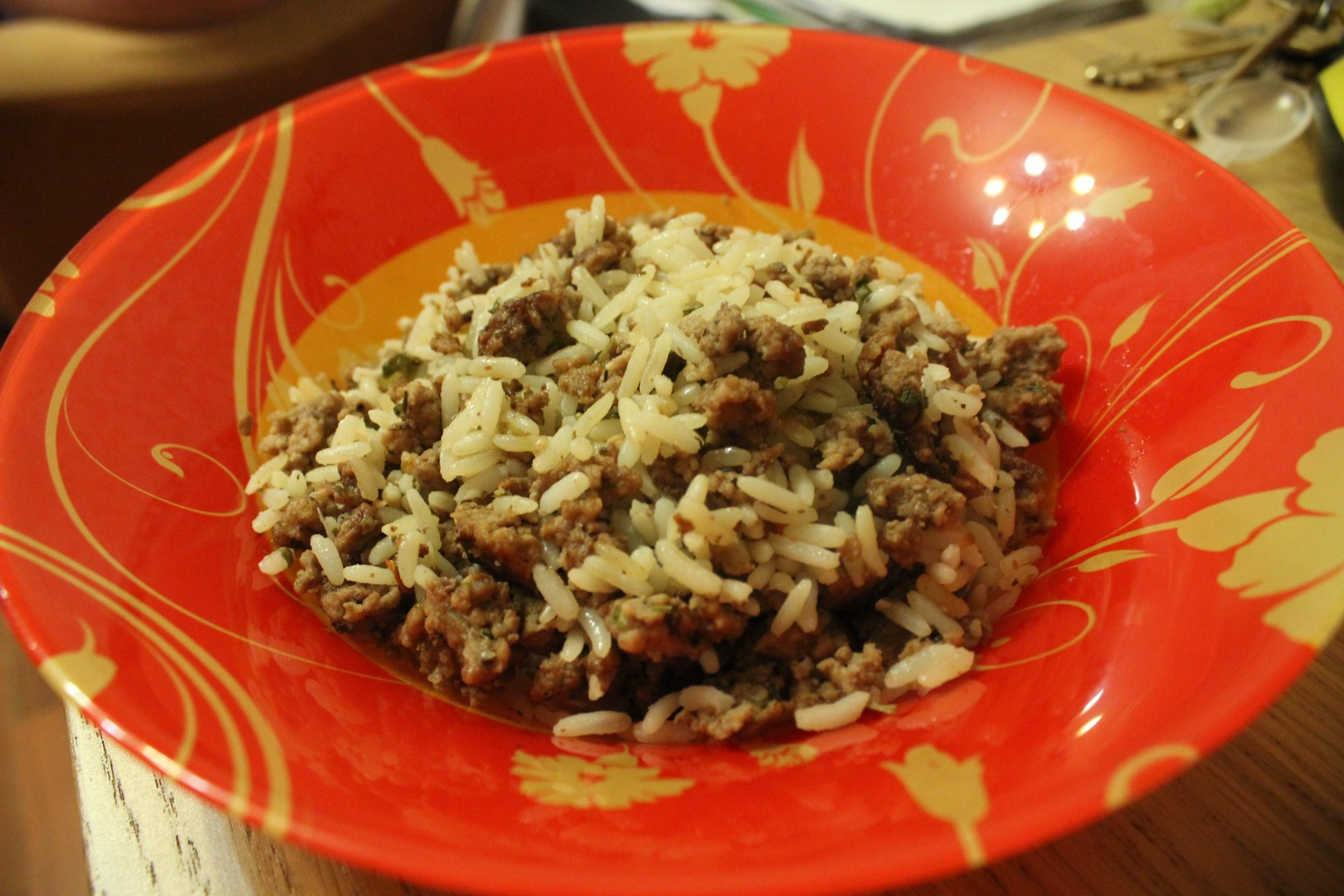 Блюда рис рецепт с пошагово