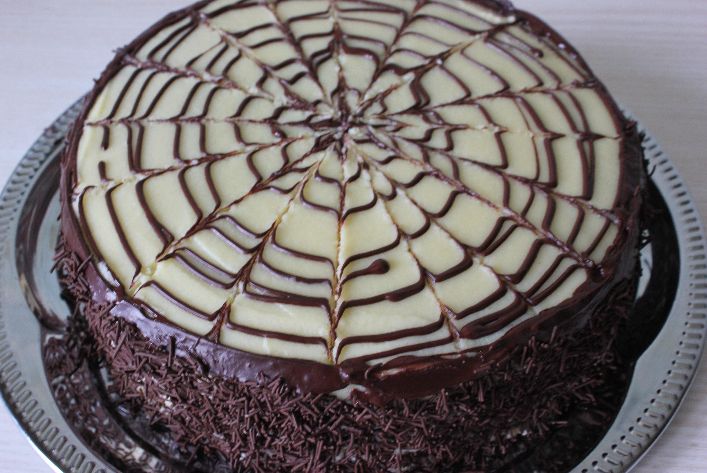 паутинка рецепт с фото торт