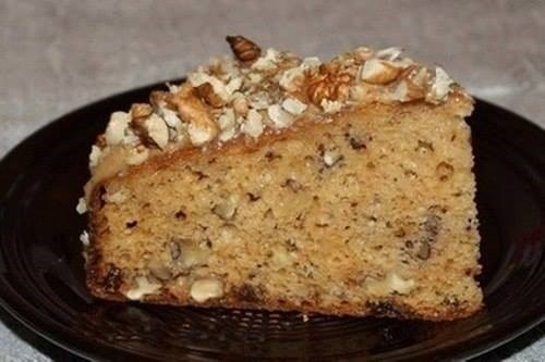 Пироги из грецкие орехи 2