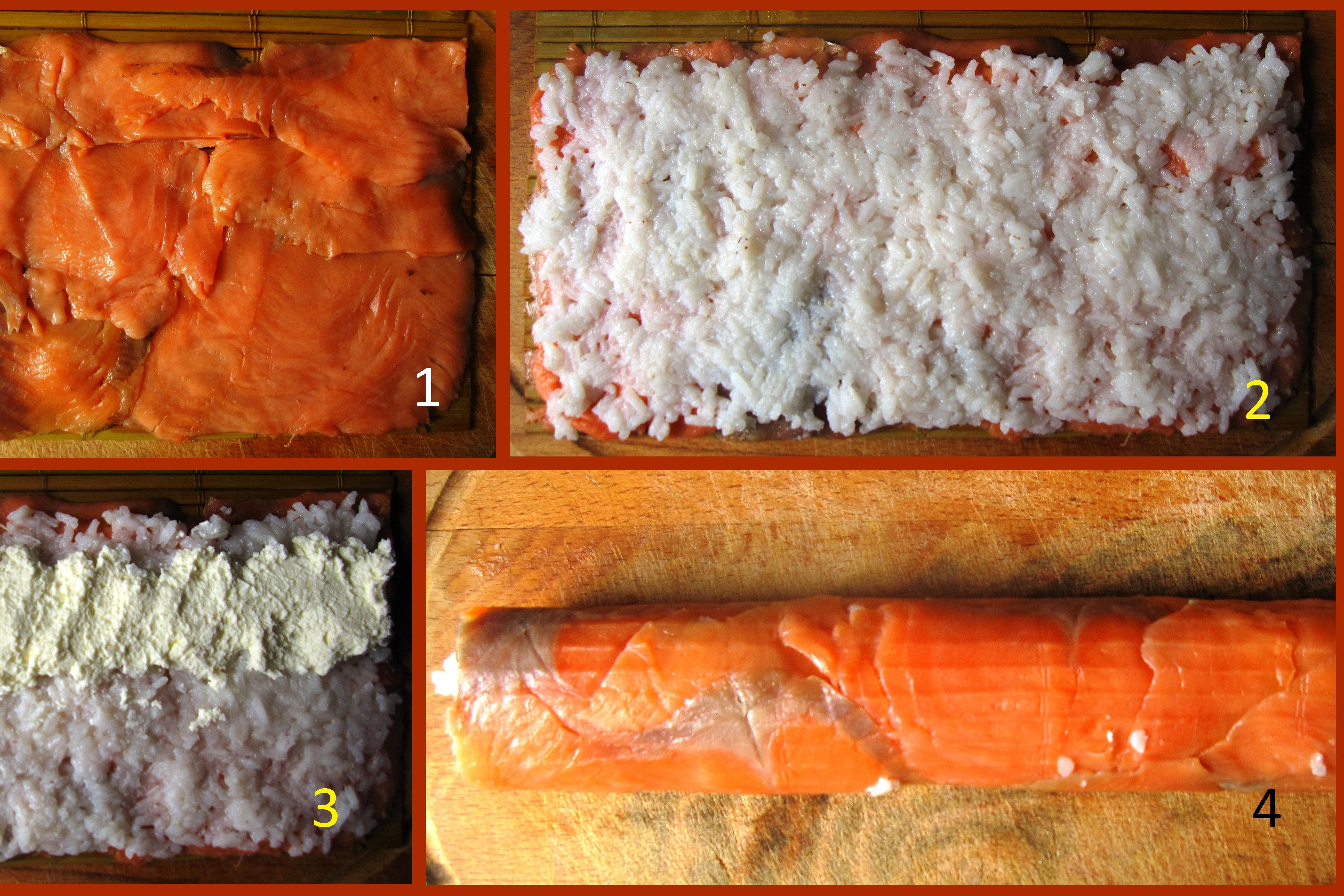 Рецепт суши филадельфия домашних условиях пошагово с фото