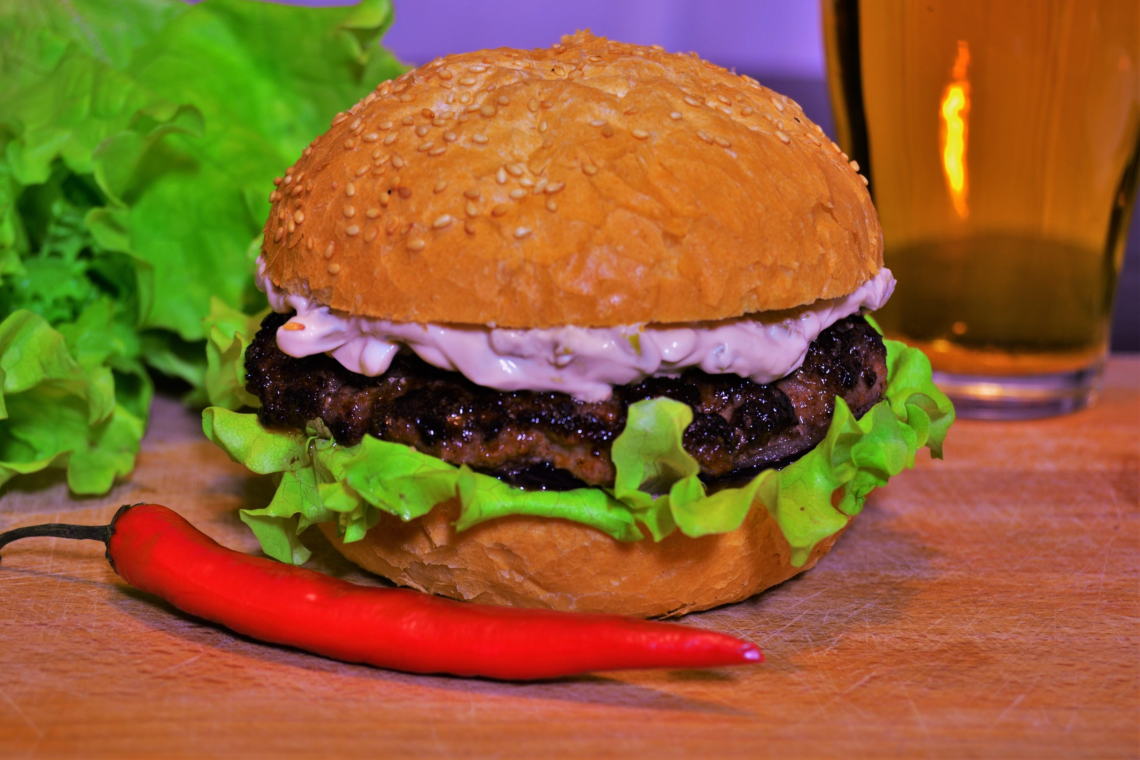 Бургеры рецепт с пошаговым фото