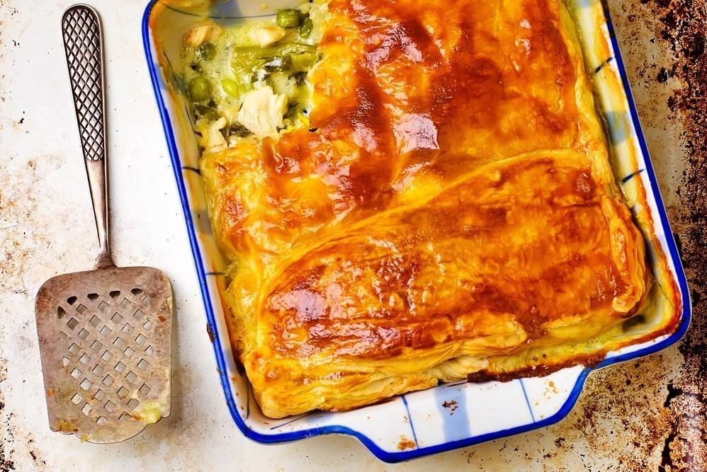 Рецепты пирогов с куриным филе