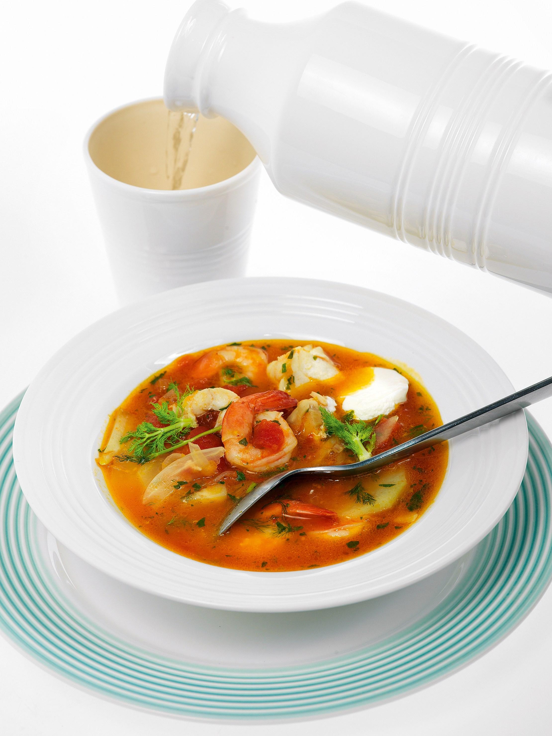 суп из порея и трески от зимина рецепт