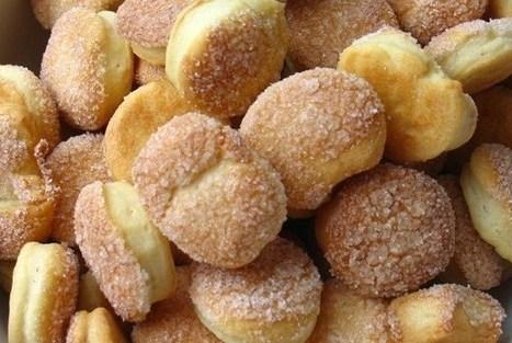 Сметанные печенья пошаговые фото