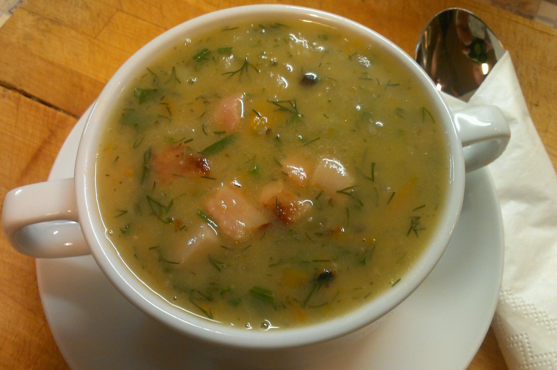 как сварить гороховый суп с копченостями и мясом