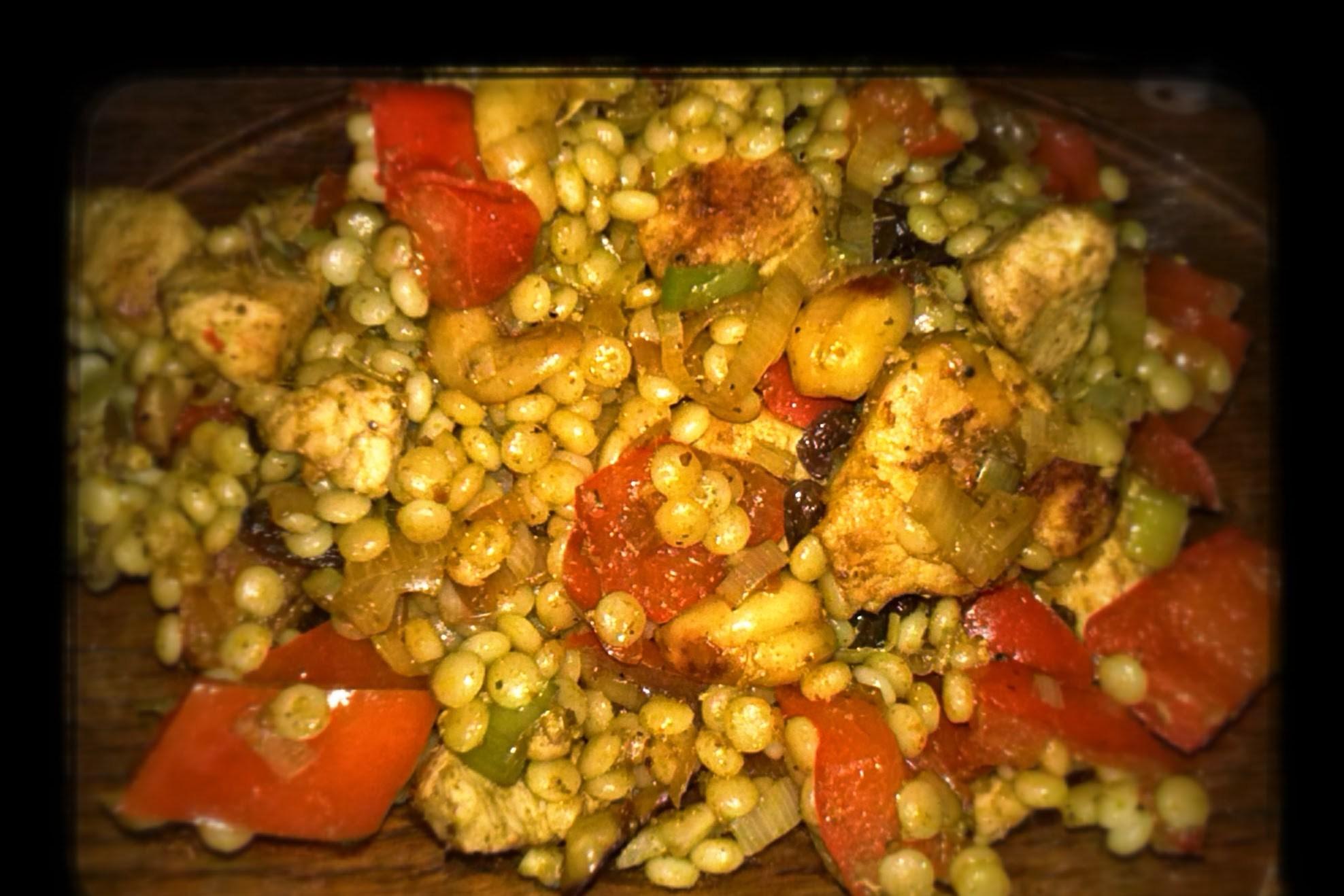 Кускус рецепт приготовления с овощами