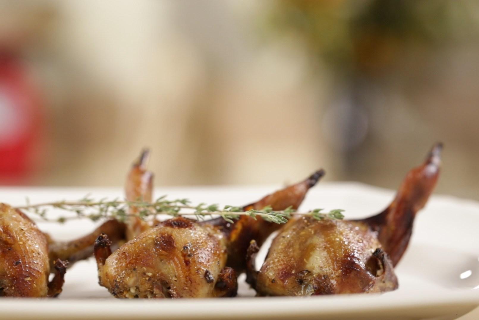 Блюда из перепелов рецепты с фото